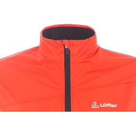 Löffler Pace Primaloft Next Chaleco ciclismo Hombre, rojo